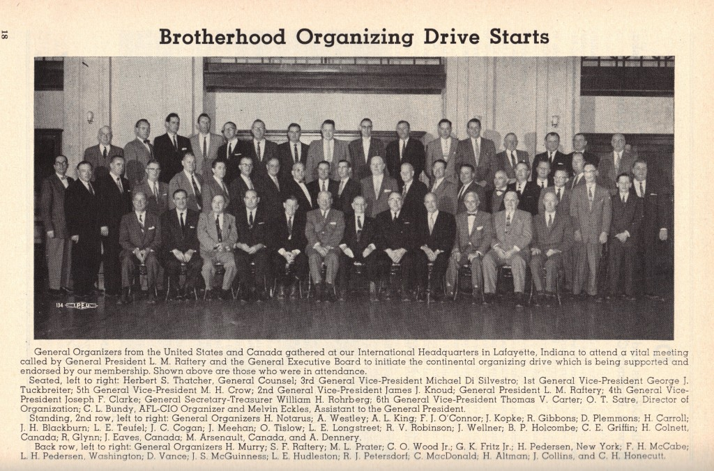 Brotherhood's original organizers