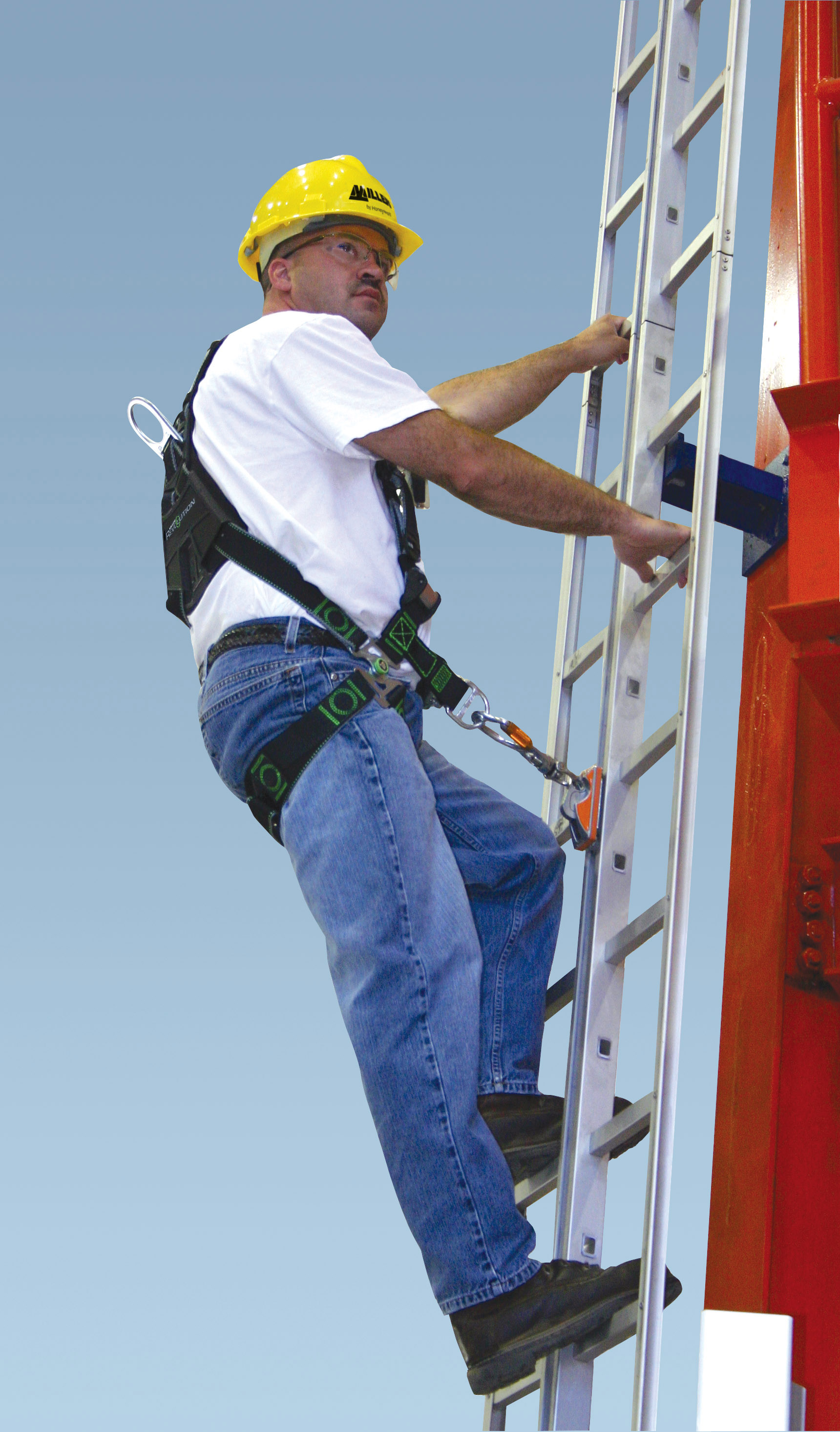 Choosing And Inspecting Ladders Iupat