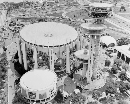 The IUPAT and the New York Structural Steel Painting Contractors Association are teaming to restore one of the most iconic World Fair attractions in Queens-The Tent of Tomorrow.