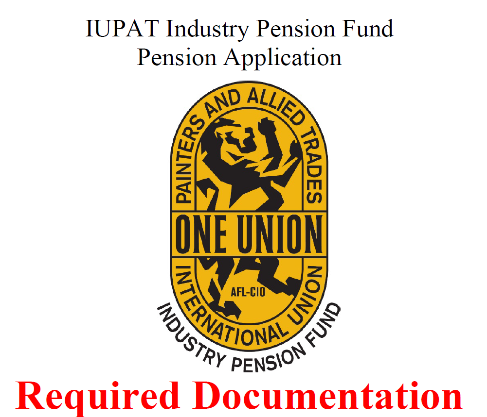 US Pension Application 2018