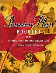 Pension Plan Booklet (Canada)