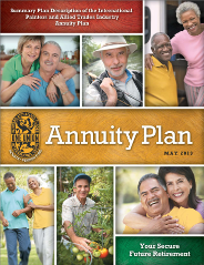 U.S. Annuity Plan Summary Plan Description